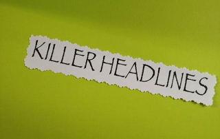 Creating Killer Blog Headlines