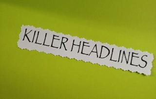 Creating Killer Blog Headlines