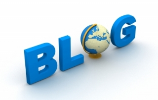 website blogging